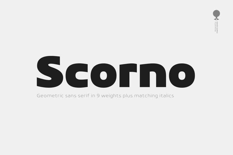 Scorno