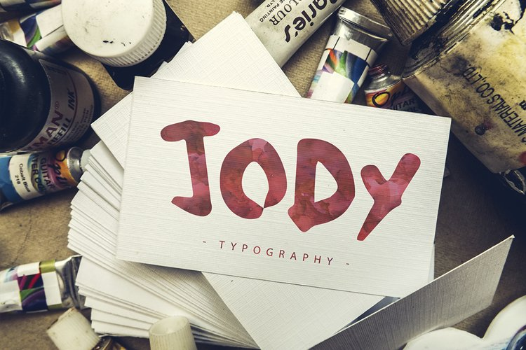 My name is Jody example image 1