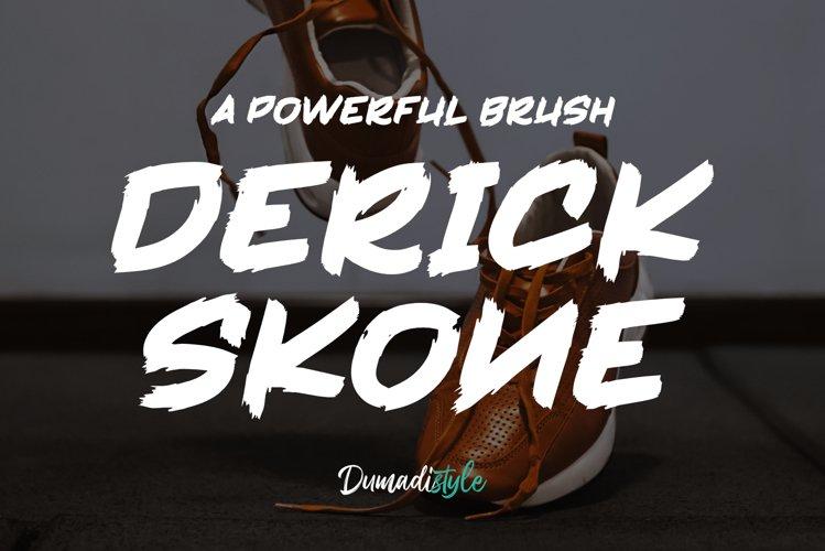 Derick Skone example image 1