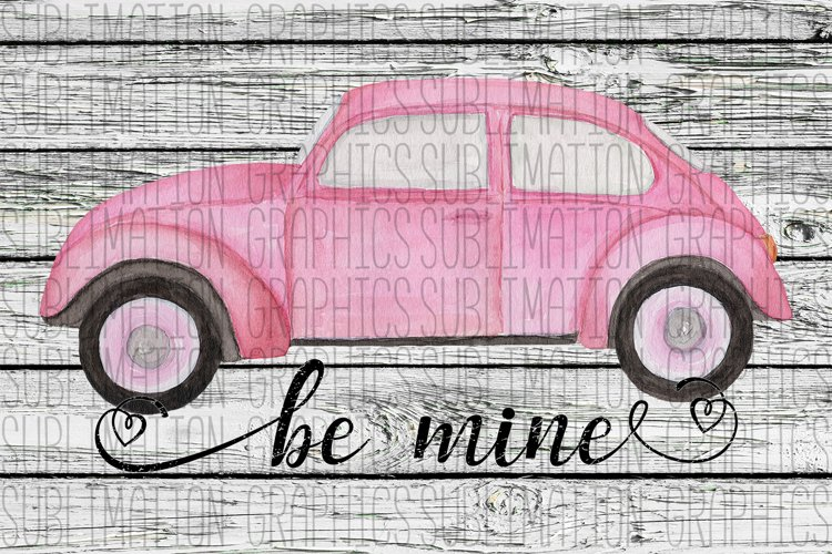 Be Mine Sublimation Digital Download example image 1