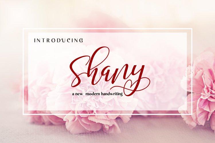 Shany example image 1