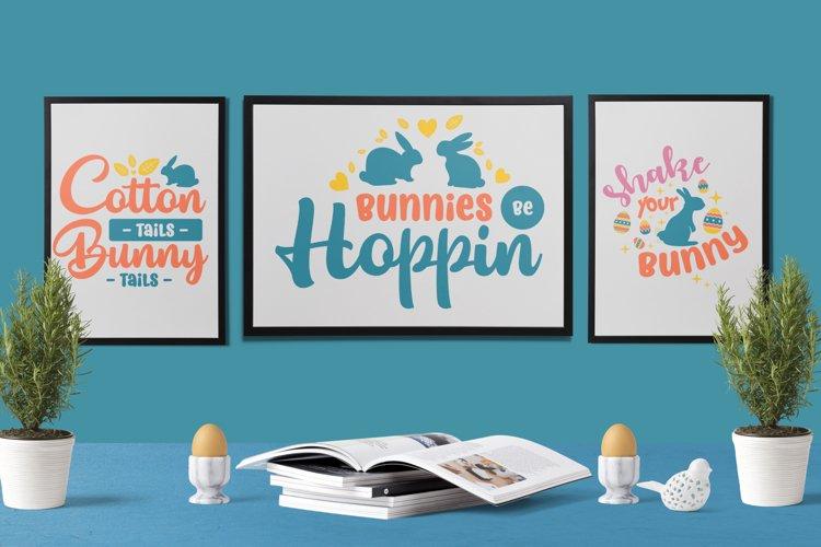 Easter SVG Bundle example 4
