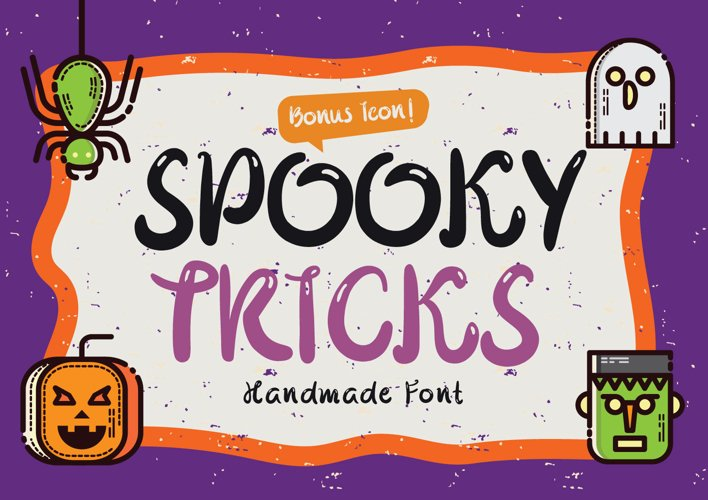 Spooky Tricks  example image 1