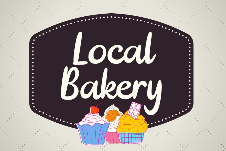 Local Bakery example image 1