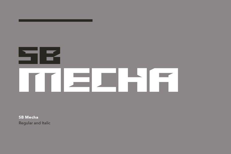 SB Mecha example image 1