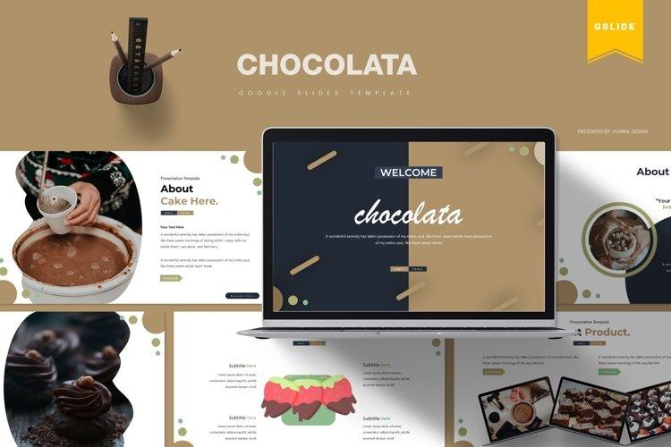 Chocolata | Powerpoint, Keynote, Google Slides Template example image 1