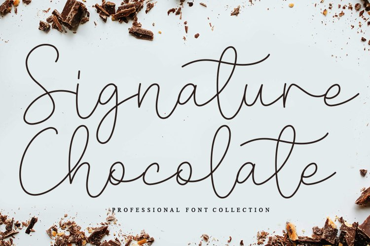 Signature Chocolate example image 1