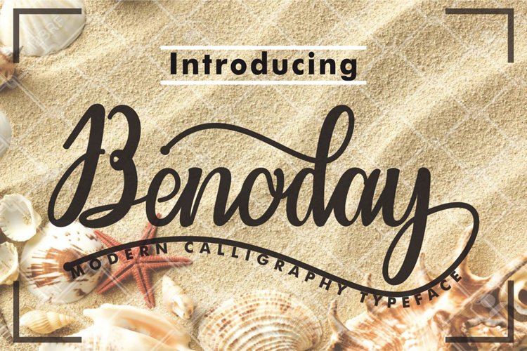 Benoday example image 1