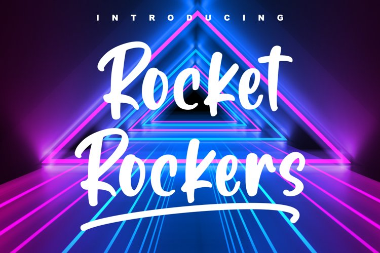 Rocket Rockers example image 1