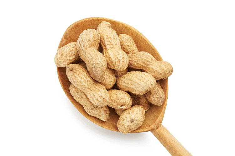 peeled pecans and peanuts example image 1