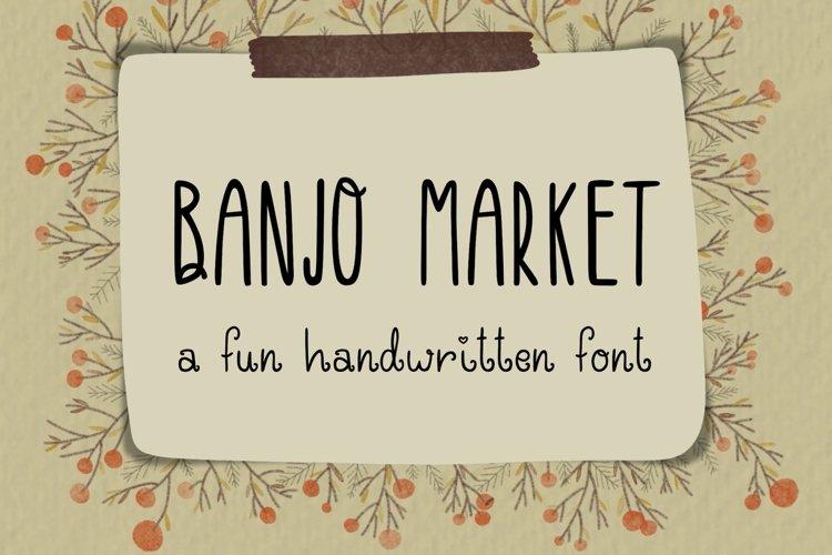 Banjo Market