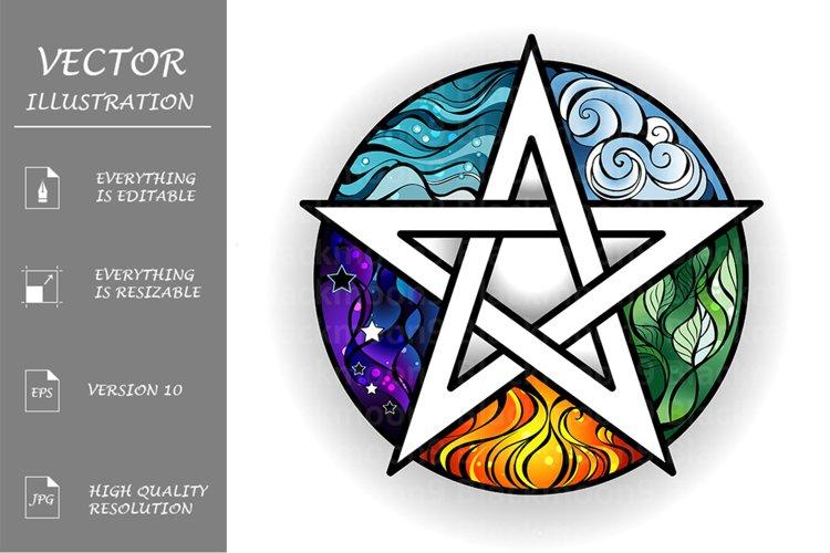 Bright Pentagram example image 1