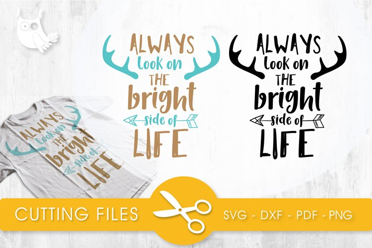 QUOTE-FILE-85 cutting files svg, dxf, pdf, eps included - cut files for cricut and silhouette - Cutting Files SG example image 1