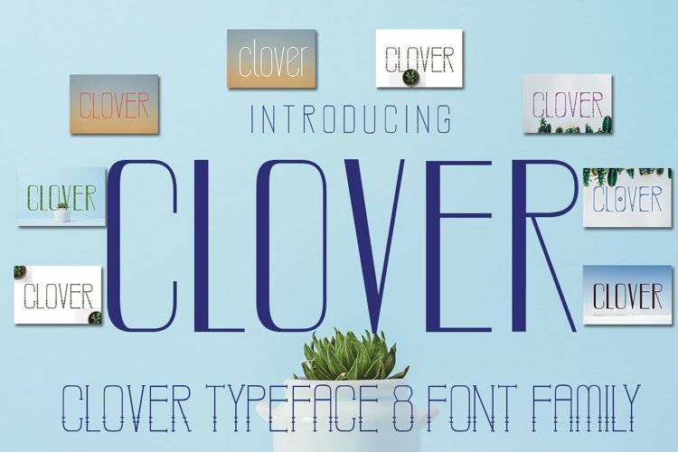 CLOVER FAMILY example image 1