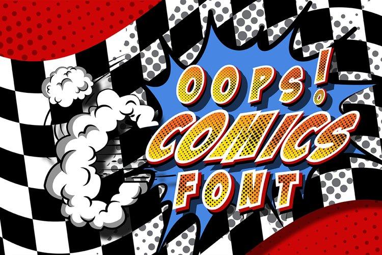 Comics font. Vol. 2