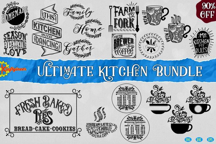 Ultimate Kitchen Bundle example image 1