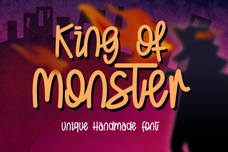 King of Monster example image 1