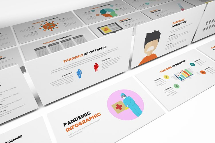 Pandemic Infographic Powerpoint Template