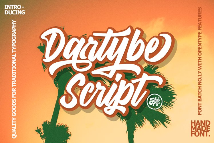 Dartybe Script