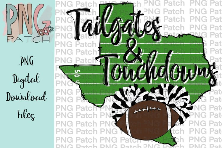 State of Texas Football Background Black and White, PNG File example image 1