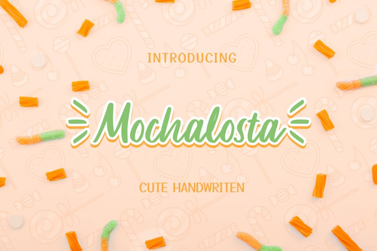 Mochalosta example image 1