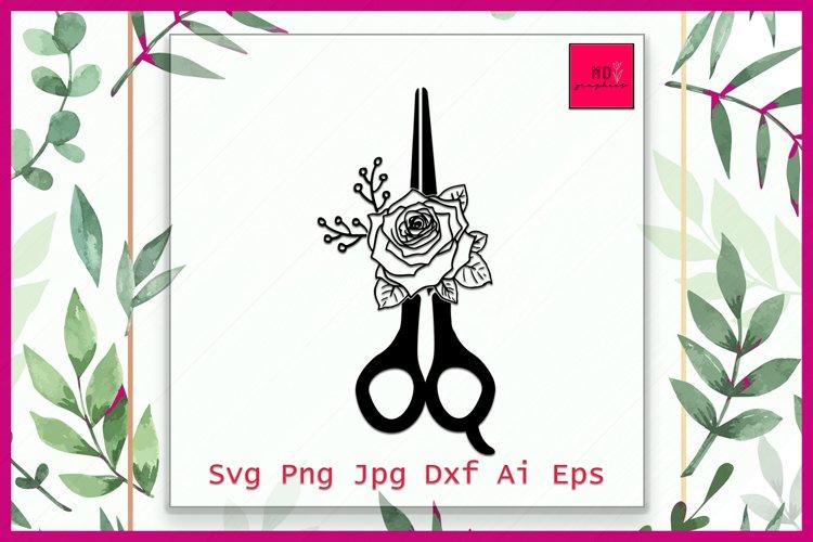 Download Scissors Svg File Digital Download Hair Stylist Svg 995391 Illustrations Design Bundles