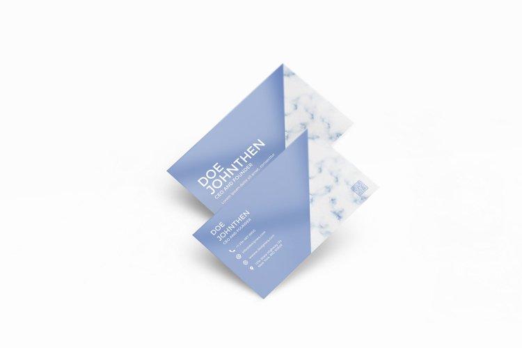 Modern Business Card Template Vol.5