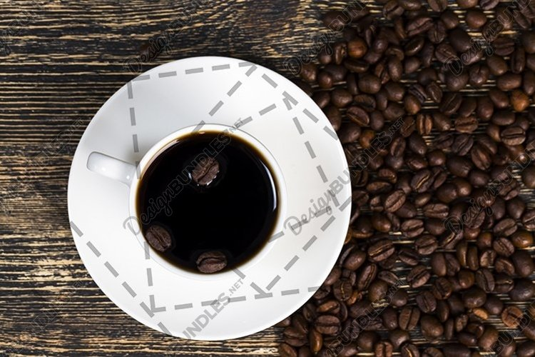 beautiful roasted coffee beans example image 1