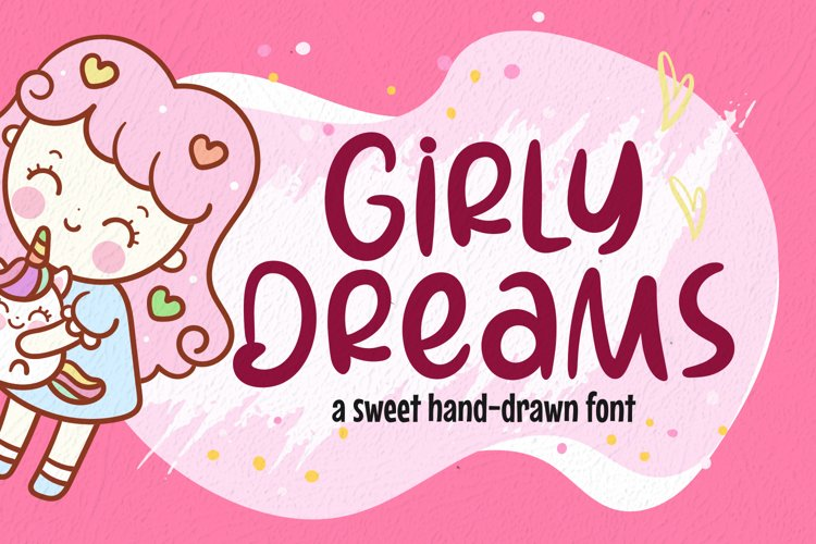 Girly Dreams example image 1