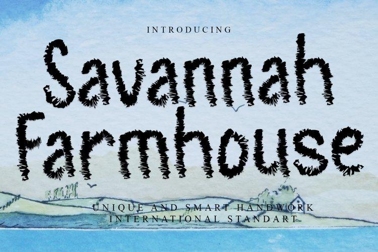 Savannah Farmhouse example image 1