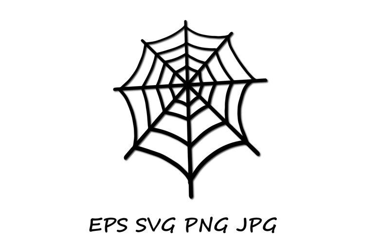 Spider web SVG, Halloween SVG, Cobweb SVG, Web SVG