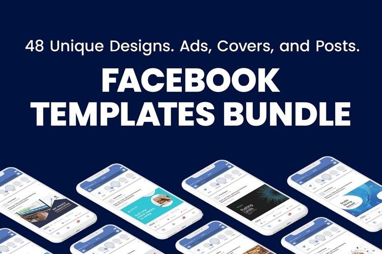 Facebook Templates Bundle SALE