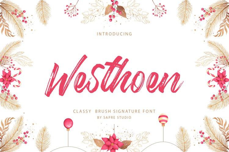 Westhoen example image 1