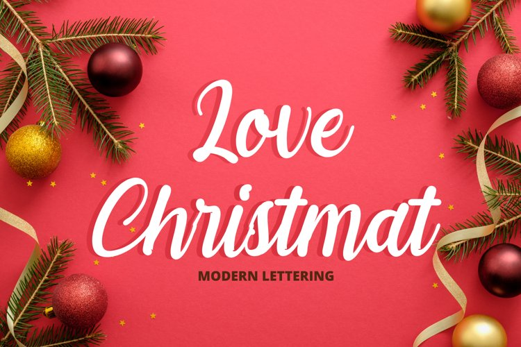 Love Christmas example image 1