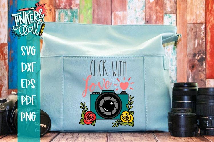 Camera svg / Love svg / Photographer SVG
