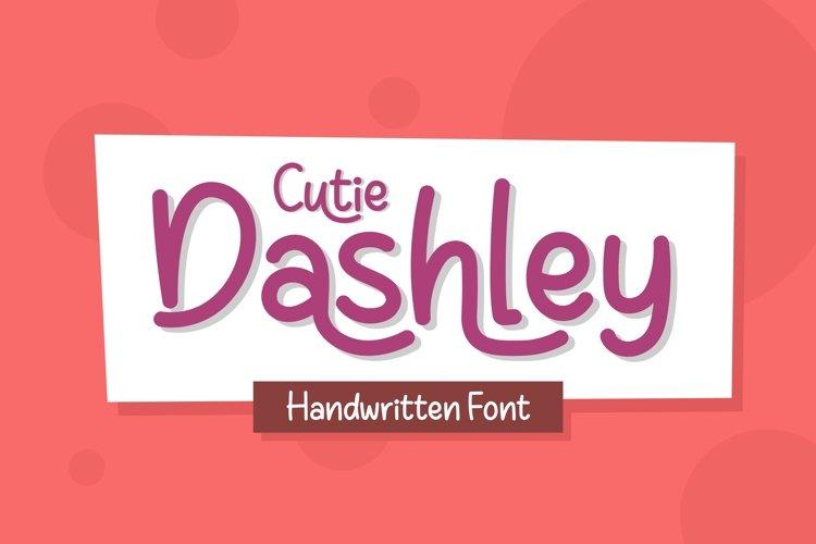 Cutie Dashley example image 1