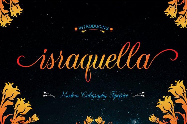 Israquella Script example