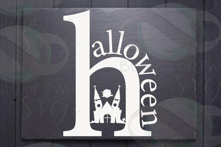 Halloween svg cut file sign design, Halloween night svg example image 1