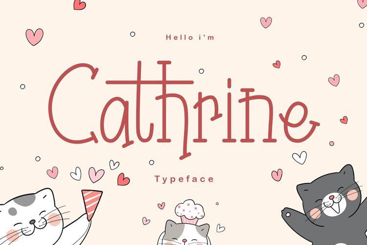 Cathrine example image 1
