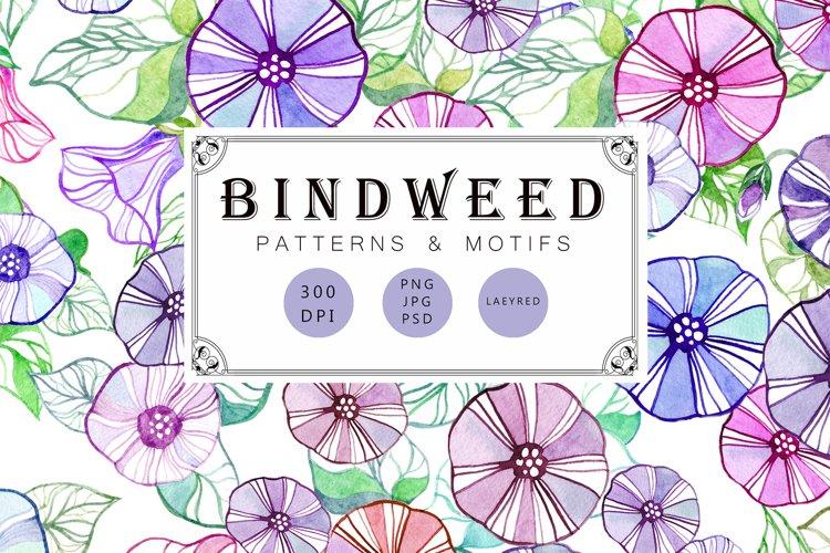 Bindweed | patterns & motifs example image 1