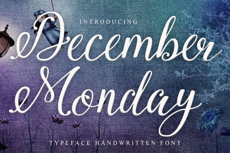 December Monday example image 1