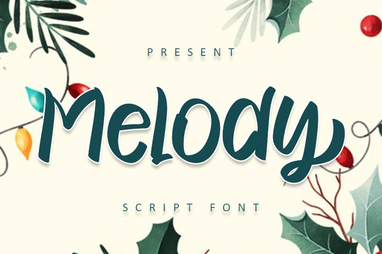 Melody example image 1