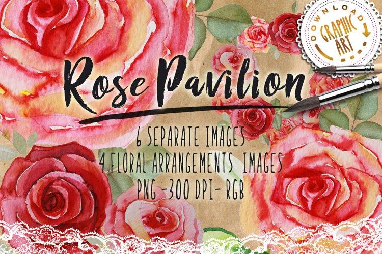 Rose Pavilion example image 1