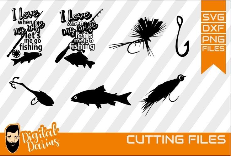Download 7x Fishing Bundle Rod Svg Fisherman Fly Fishing Svg 232476 Cut Files Design Bundles