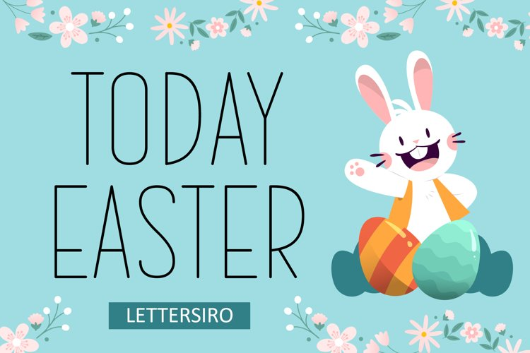Today Easter example image 1