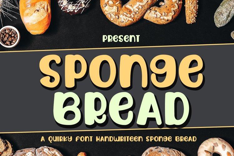 Sponge Bread example image 1