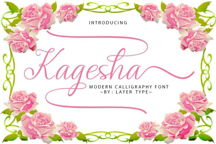 Kagesha example image 1