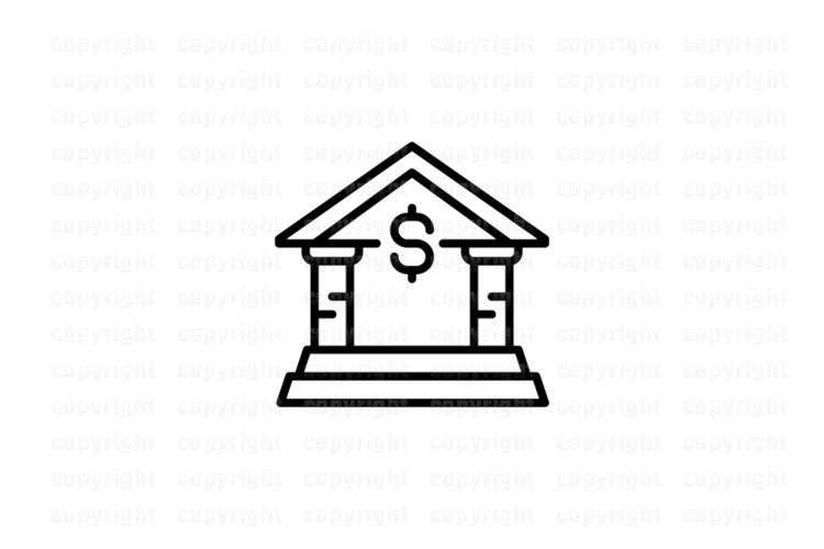 Bank Building example image 1