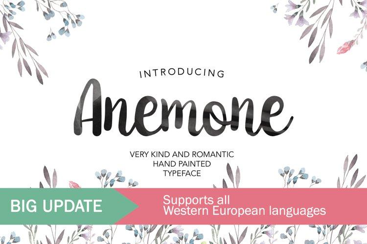 Anemone Script example image 1