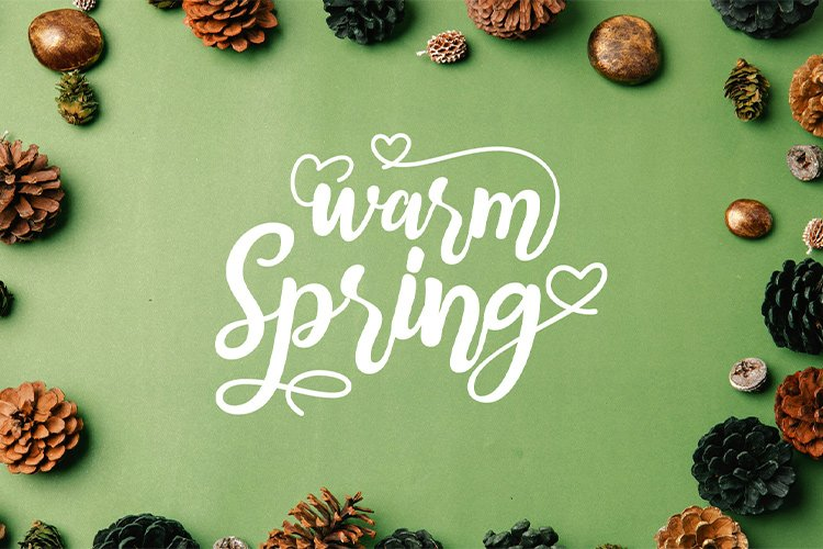 Warm Spring example image 1